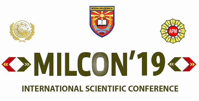 MILCON 2019 conference artwork
